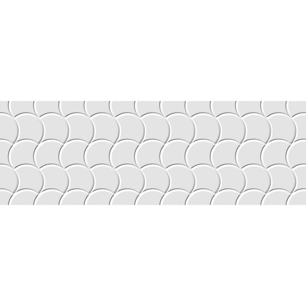 INS SHELL WHITE 30X90.2R