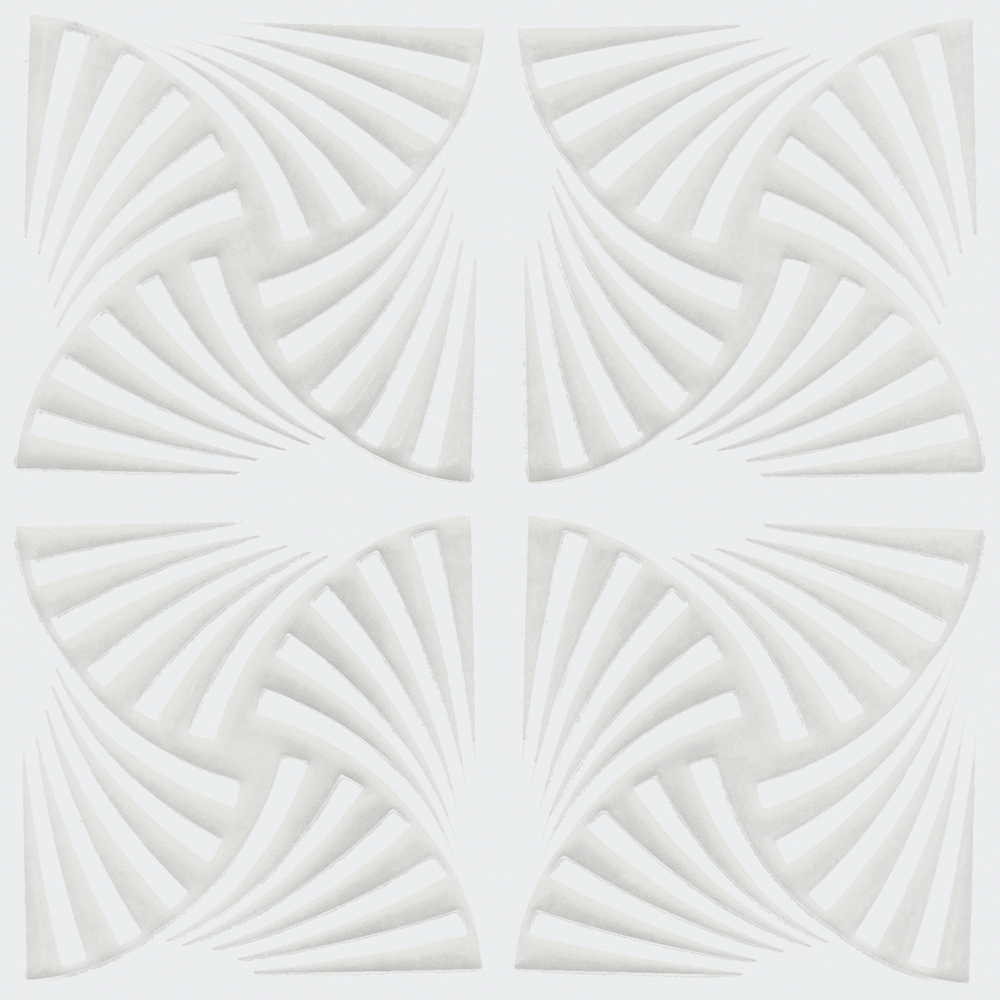RV VENUS WH PEARL 21.5X21.5