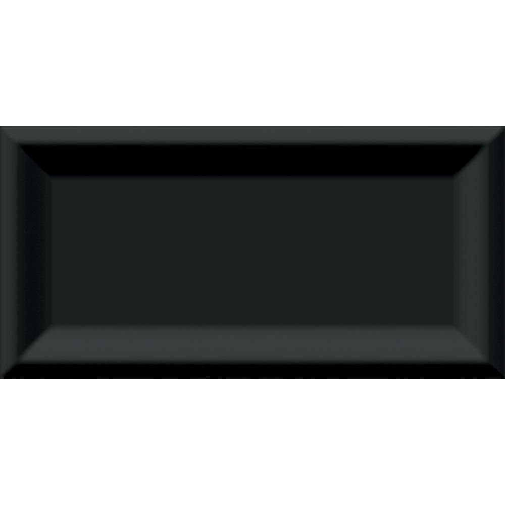 RV MONDRIAN BLACK BR 7.7X15.4